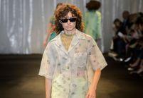Fashion Week : les 70's funky d'Acne Studios