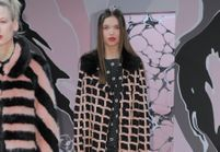 Fashion Week: Shrimps voit la vie en rose