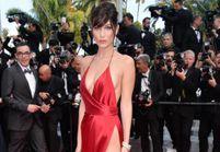Festival de Cannes : Bella Hadid revient sur sa robe rouge