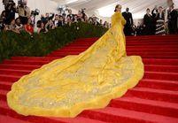 Gala du Met 2015 : le style de Rihanna a encore frappé