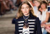 Gigi Hadid : une nouvelle collection pour Tommy Hilfiger