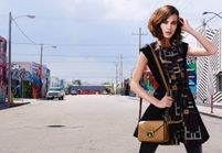 L'instant mode : Alexa Chung toujours aussi belle dans la vidéo Longchamp