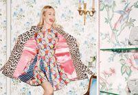 L'instant mode : la joie de vivre de Poppy Delevingne pour Manoush