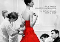 L'instant mode : le documentaire « Dior et moi » de Frédéric Tcheng