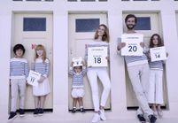 L'instant mode : les marinières familiales d'Armor Lux X Cyrillus