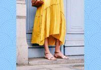 L'instant mode : Les sandales que les Parisiennes ne quitteront pas cet été