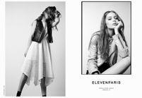 L'instant mode : Marie-Ange Casta et Ash Stymest posent pour Eleven Paris