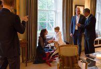 La robe de chambre du prince George fait des émules