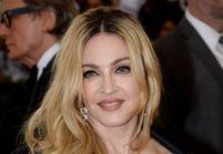 Madonna : découvrez son costume de scène dessiné par Gucci