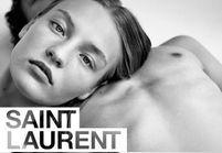 #PrêtàLiker : le premier aperçu du travail d'Anthony Vaccarello pour Saint Laurent