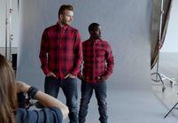 #PrêtàLiker : quand Kevin Hart devient David Beckham pour H&M