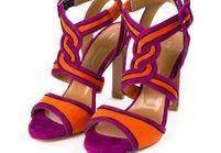 Push mode : les chaussures et sacs joyeux de Gordana Dimitrijevic