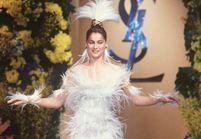 Saint Laurent retourne à la couture