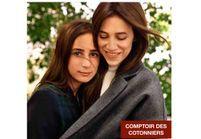 Toutes les images de Charlotte Gainsbourg et sa fille pour Comptoir des Cotonniers