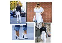 Comment s'habiller en blanc ?