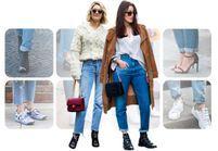 Ourlets ou bas de pantalon effilés : les filles cool donnent le ton