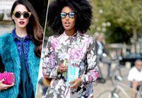 Street style : bijoux ou miroir ? Le match des lunettes