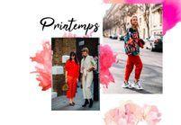 Street style : le printemps envahit la rue