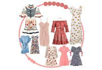 50 robes soldées pour flâner tout l'été