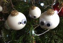#DIY : comment customiser ses boules de Noël ?