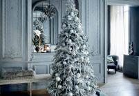 12 sapins de Noël blancs pour des fêtes magiques