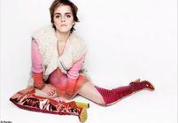 Emma Watson : une fille toute simple !