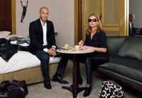 (Presque) in bed with Zidane