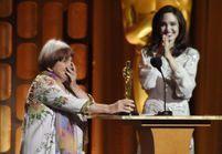 Agnès Varda : Angelina Jolie lui a remis son oscar d'honneur