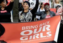 Alicia Keys dans la rue pour Bring Back Our Girls
