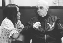 Amel Bent dévastée par le décès de Charles Aznavour : souvenez-vous c'était grâce à lui qu'elle était la Nouvelle Star