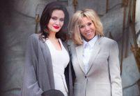 Angelina Jolie à Paris : rencontre avec Brigitte Macron et visite du Louvre avec ses enfants