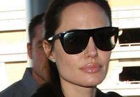 Angelina Jolie devient la muse de Brad Pitt pour ses photos
