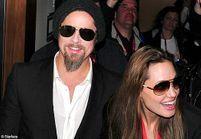 Angelina Jolie et Brad Pitt ensemble au Super Bowl