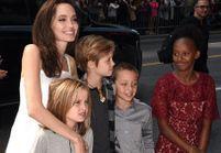 Angelina Jolie : ses enfants ont bien grandi, ils l'accompagnent sur un tapis rouge !