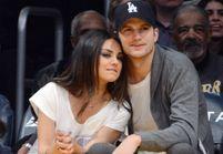 Ashton Kutcher veut garder privée sa relation avec Mila Kunis