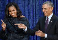 Barack et Michelle Obama surpris en train de danser au concert de Beyoncé et Jay Z