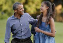 Barack Obama n'est pas inquiet que ses filles soient en couple : « Elles sont suivies par des services secrets »