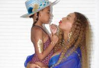 Beyoncé : Blue Ivy prend son rôle d'aînée très à cœur