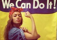 Beyoncé, fière d'être féministe et le prouve sur Instagram