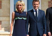 Brigitte Macron : avec Emmanuel, c'est officiel, ils ont adopté !
