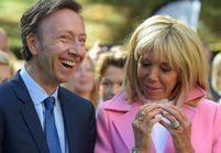 Brigitte Macron en couple avec Stéphane Bern selon la presse anglaise !