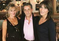 Carla Bruni et Nicolas Sarkozy : à New York, ils passent du bon temps avec des stars hollywoodiennes !