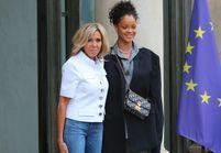 Céline Dion, Kate Middleton, Rihanna : les photos des stars à l'Elysée !
