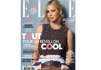 Cette semaine, Jennifer Lawrence rebelle, sexy et fun en couv de ELLE