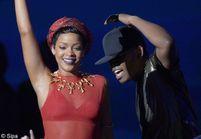 Chris Brown/Rihanna, le baiser de la réconciliation ?