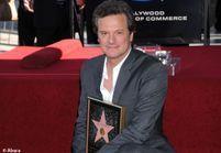 Colin Firth décroche son étoile à Hollywood