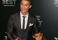 Cristiano Ronaldo choque les internautes avec une photo de son fils très musclé