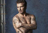 David Beckham a laissé ses enfants dessiner ses derniers tatouages