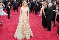 Découvrez l'actrice qui portait la robe la plus chère des Oscars