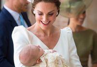 Découvrez l'adorable photo du prince Louis sur une carte envoyée par Kate Middleton